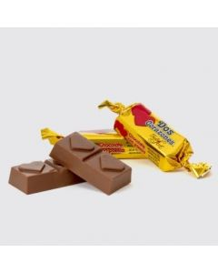 BOCADITO CHOCOLATE DOS CORAZONES