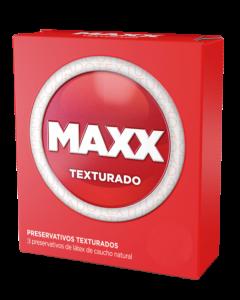 PRESERVATIVO MAXX TEXTURADO