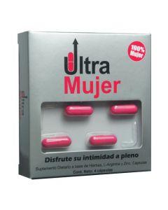ULTRA MUJER X4 POTENCIADOR FEMENINO